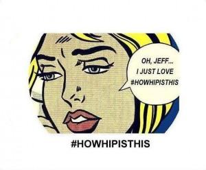 Logo-ul HowHipIsThis