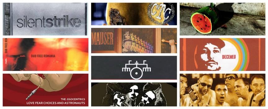 10 albume romanesti