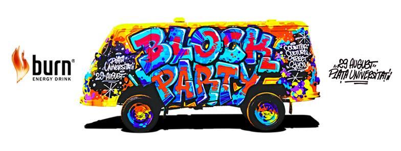 burn block party